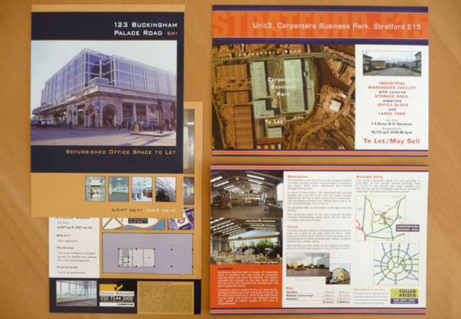 Commercial Property Brochures