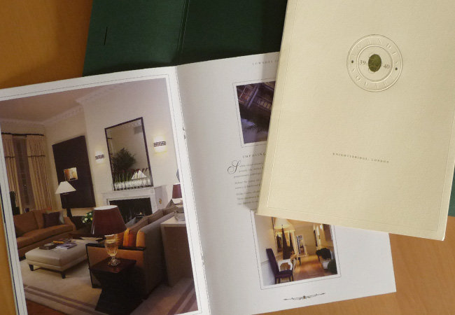 Lowndes Square Property Brochure